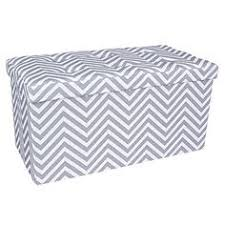 Chevron Storage Ottoman Wall Mounted Collapsible Black Metal Wire Mesh Storage Basket