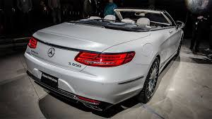 2018 2019 convertible mercedes maybach s 650 u2013 an exceptional