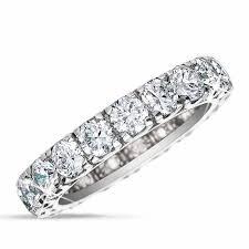 eternity ring the diamonisse eternity ring the danbury mint