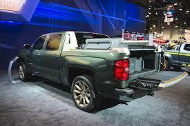 Chevy Silverado Truck Bed Accessories - chevy silverado high desert concept sema 2014 gm authority