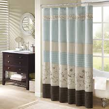 Bathroom Shower Curtain Shower Curtains 25 For Clearance Jcpenney