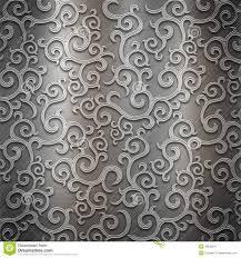 metal ornament stock illustration image of carved detail 18835547