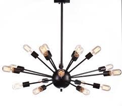 Chandelier Makers Remodelaholic Sputnik Light Fixtures