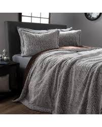Fur Bed Set New Year U0027s Shopping Savings Faux Fur Comforter Set 3 Piece Full