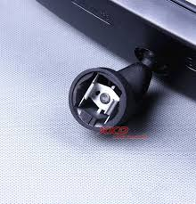 aliexpress com buy manual dimming black inside rear view mirror
