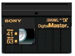 hdv cassette sony phdvm 63dm ej digital master hdv 63 min for