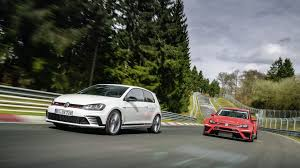 volkswagen gti wallpaper vw golf gti clubsport s revealed sets new nurburgring fwd record