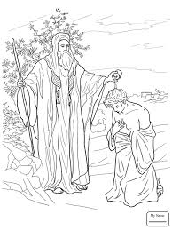 Hannah Prays For A Son Christianity Bible Prophet Samuel Coloring Samuel Coloring Pages