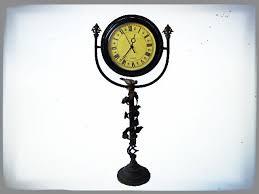 Vintage Wholesale Home Decor Wholesale Home Decor Antique Vintage Metal Floor Standing Clock
