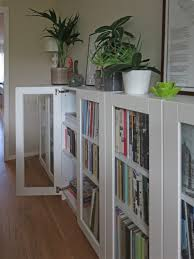 Antique White Bookcase With Doors by Billy Bookcases With Grytnäs Glass Doors Ikea Hackers Ikea