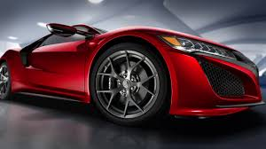 Acura Nsx Weight 2017 Acura Nsx Technical Introduction