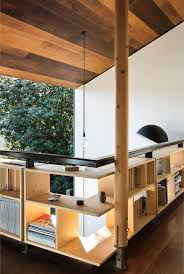 Bookshelves Small Spaces by Modern Small Space In New Zealand With Bookshelves In The