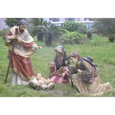 outdoor nativity set living home 4 outdoor nativity set patsaccount on