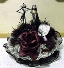 nightmare before christmas cake decorations nightmare before christmas wedding cake topper christmas decor