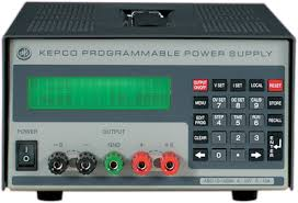 Dc Bench Power Supplies - kepco inc dc power supplies dc power supply bench top applications