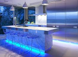 Led Kitchen Pendants Alluring Kitchen Led Lighting Ideas And Led Kitchen Ceiling Light