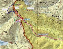 Pct Oregon Map by Oregon Hikers U2022 View Topic New