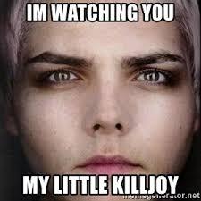 Gerard Way Memes - black parade gerard way meme generator