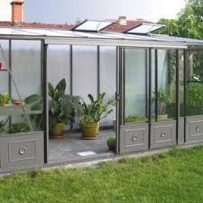 veranda chiusa euroserre italia veranda autoportante chiusa su i 4 lati green