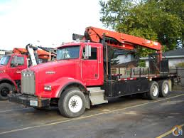 kenworth t300 for sale pk 22000el steel hauler special 1993 kenworth t800 truck crane for