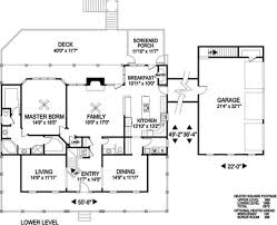 house plans with view house plans with a view to the side