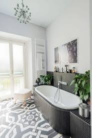 best images about interior design bathroom pinterest black and white small bathroom idea
