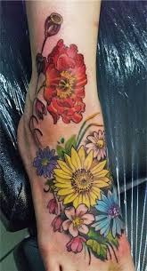 55 rhododendron tattoos ideas
