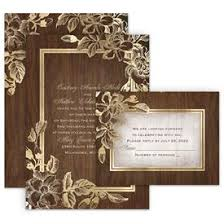 cheap rustic wedding invitations rustic wedding invitations s bridal bargains