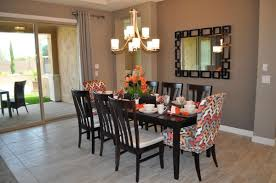 dining room fulton homes