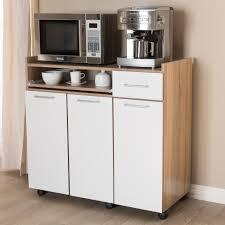 light oak kitchen cabinets modern baxton studio charmain modern and contemporary light oak and white finish kitchen cabinet