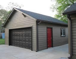 Garage With Carport Custom Garages And Carports Stratton Exteriors Nashville