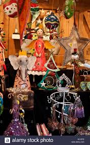 christmas craft market at ludwigsberg germany playful and