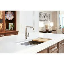 kohler k 7505 cp purist polished chrome pullout spray kitchen