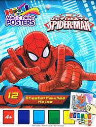 spiderfan org comics spider man color activity misc