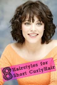 perm hair style for fine layered hair short perm curly hair