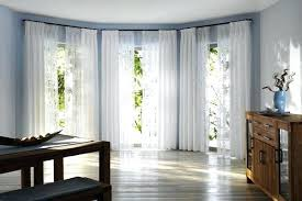 Bay Window Curtains Bay Window Curtains Bay Window Curtain Rod Beautiful Decoration