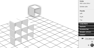 crear imagenes en 3d online gratis aplicación para diseñar muebles y estantes en 3d online gratis