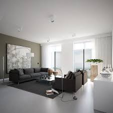 Grey Floor Living Room Visualizations From Triple D Designs