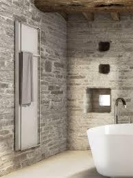 Travertine Bathtub Travertine Stone Bathroom Designs Corner Bathtub In White Color