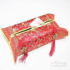 decorative tissue box cheap patchwork tissue box covers for home office car decoration
