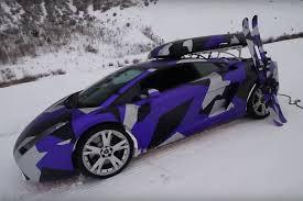 lamborghini gallardo manual transmission lamborghini gallardo snow u003d good times automobile magazine