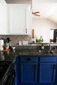 kitchen cabinets blue blue white kitchen cabinets love renovations
