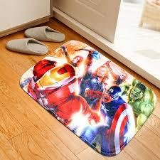 Captain America Bedroom by Aliexpress Com Buy New Doormat Cartoon Superhero Avengers Hulk