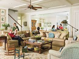 Best Living Rooms Images On Pinterest Corner Fireplaces - Cozy family room decorating ideas