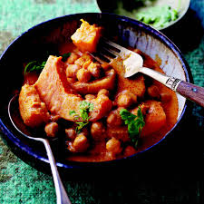 Thai Red Pumpkin Curry Recipe by Thai Red Curry With Butternut Squash And Chickpeas Recipe
