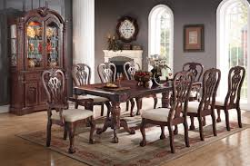 dining room furniture cherry wood cherry wood dining room sets