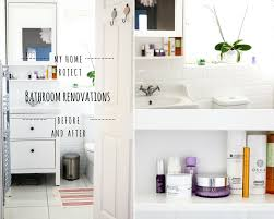 Before And After Small Bathrooms Small Bathroom Ideas My Bathroom Before And After Your Beauty