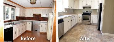 Remodel Galley Kitchen Before After Galley Kitchen Remodels Before And After Remodel Before After