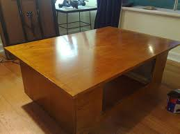 Lift Top Coffee Table Plans Diy Lift Top Coffee Table