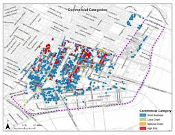 Chinatown San Francisco Map by Mapping The Alarming Decline Of America U0027s Chinatowns Wired